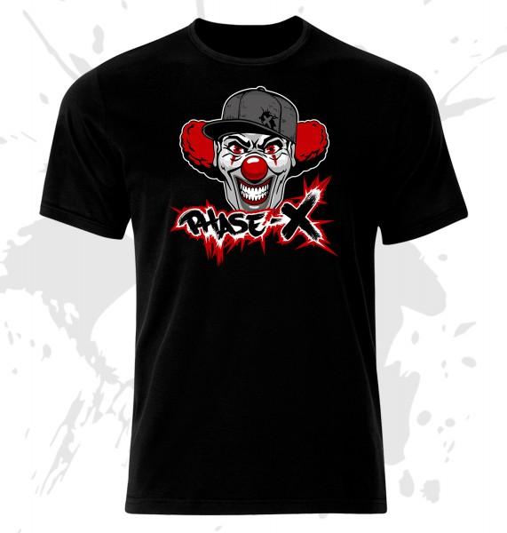 T-Shirt Phase-X Logo Cown
