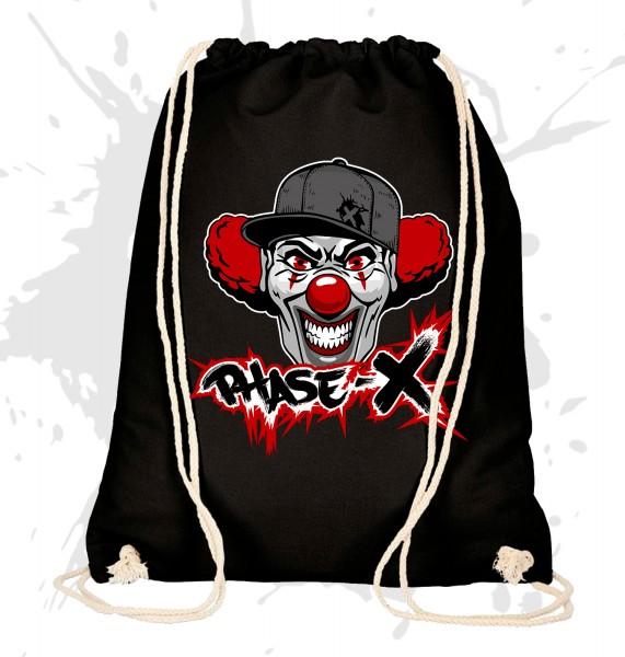 Rucksack/Turnbeutel Logo Clown